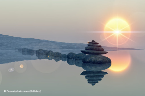 Balance is an important part of the Law of Attraction and Money.