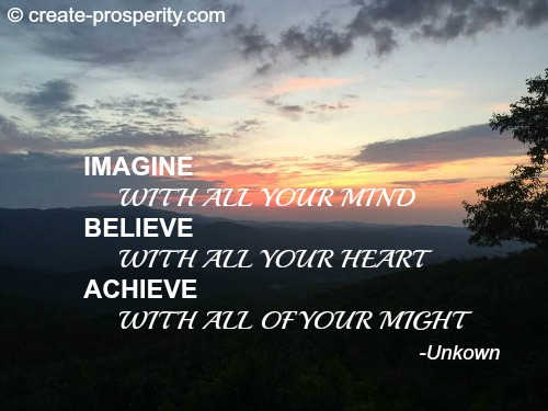 Imaging helps give rise to the dynamic laws of prosperity.