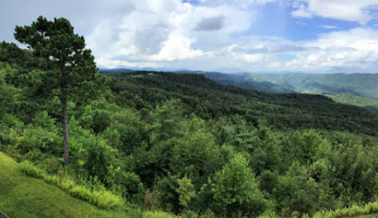 heavenly mountain