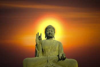 Compassion is one of the Karuna Reiki benefits.  The photo of Buddha represents compassion.