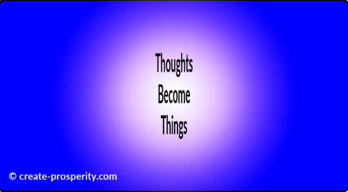 Use the law of attraction and prosperity to attract what you want.