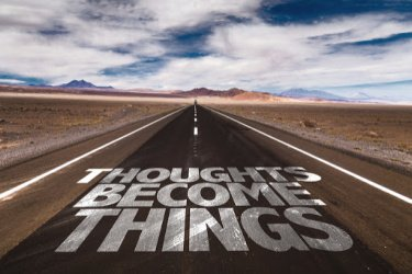 When you use money visualization, you speed up the ability of your thoughts to become things.